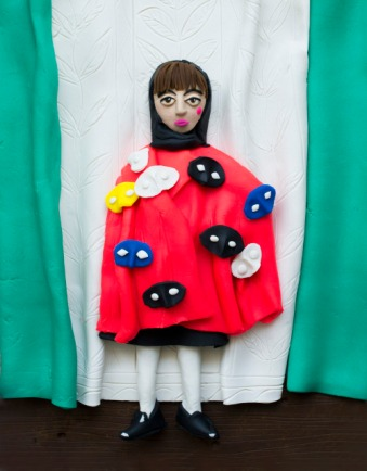 claude-cahun-rendered-in-play-doh-by-eleanor-macnair