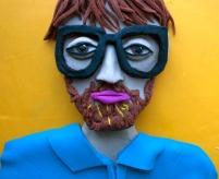 Portrait of Andy Adams of Flak Photo 2014